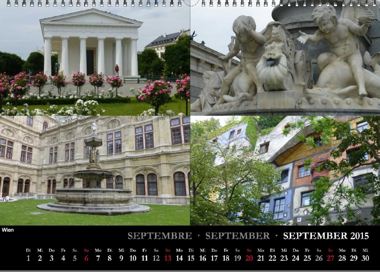 beREICHernd Kalender 2015 September